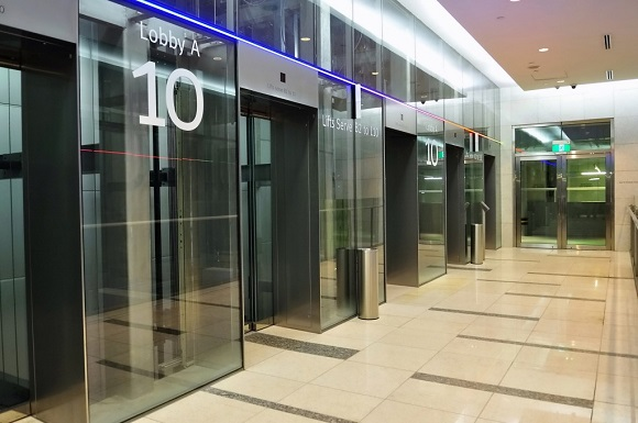 Supermoon is sole distributor of lik hung trunking for Modern elevator design