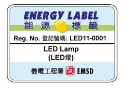 LED Energy Labelling