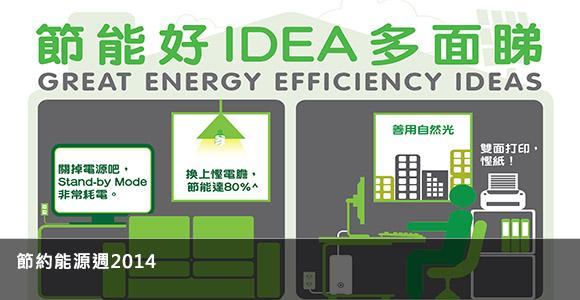 節約能源週 2014