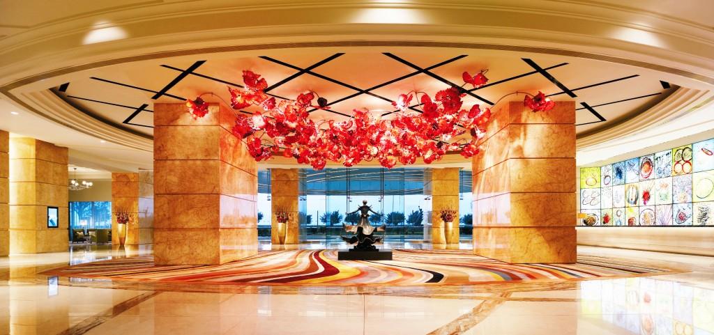 MGM - Hotel Main Lobby
